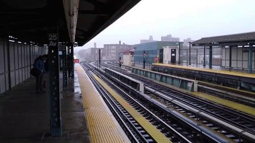 25th Avenue Subway Station, Brooklyn, NY, Public Service Centers, Interior Design