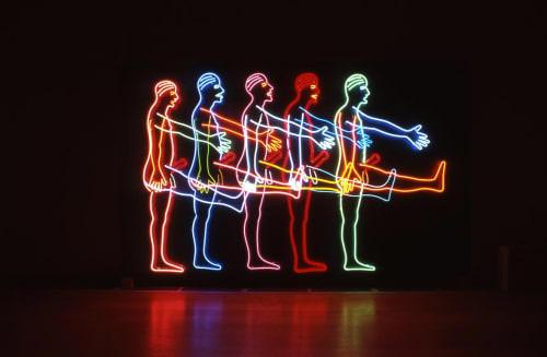 Bruce Nauman - Sculptures and Art
