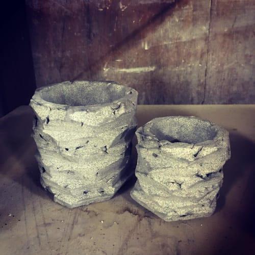 Vases & Vessels by COM WORK STUDIO seen at Tula Plants & Design, Brooklyn - Shigaraki bowl