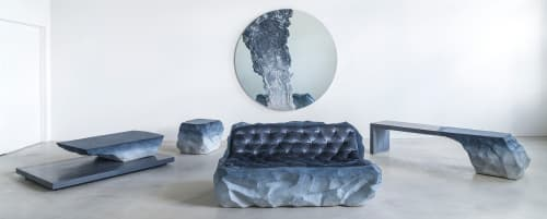 Fernando Mastrangelo - Art and Tables