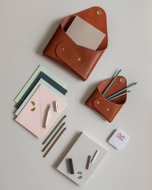Apparel & Accessories by Uniqka seen at Private Residence, Detroit - Posta