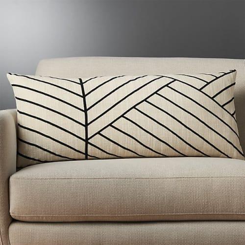 Pillows by Namavari seen at CB2, Berkeley - Forma Pillow
