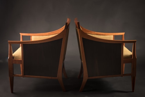 Evan Berding Custom Furniture + Woodwork - Furniture and Wall Hangings