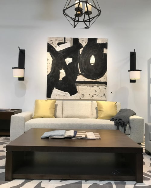 Paintings by Loren Yagoda seen at John Brooks Inc, Scottsdale - Abstract Painting
