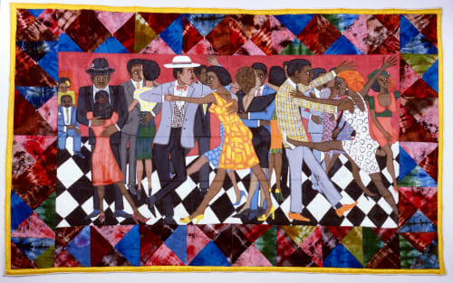 Faith Ringgold - Public Mosaics and Public Art