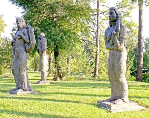 Deborah Masters - Public Sculptures and Murals
