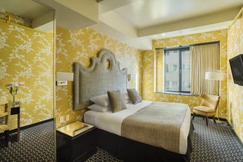 Lighting by Lorenzo Castillo seen at Room Mate Grace Hotel, New York - Chicago Floor Lamp