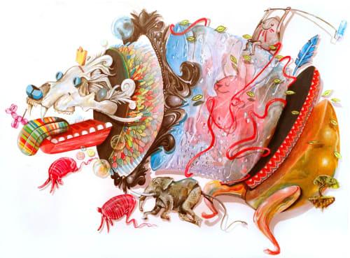 NoseGo - Murals and Art