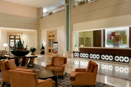 Hilton Houston North, Greenspoint Drive, Houston, TX, USA, Hotels, Interior Design
