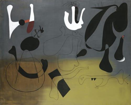 Joan Miró - Sculptures and Art