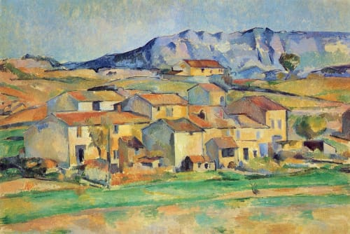 Paul Cézanne - Paintings and Art