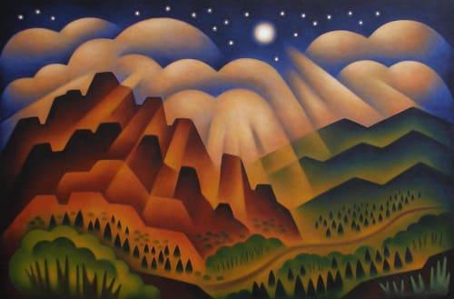 Sushe Felix - Paintings and Art