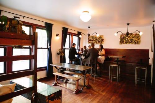 Fig & Thistle, Bars, Interior Design