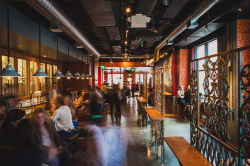 Right Proper Brewing Company, Bar, Interior Design