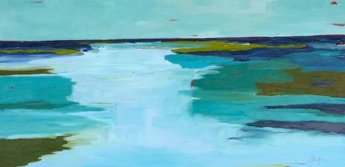Janet Bludau Fine Art - Paintings and Art Curation