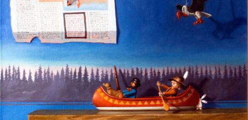 Nathan Loda - Paintings and Art