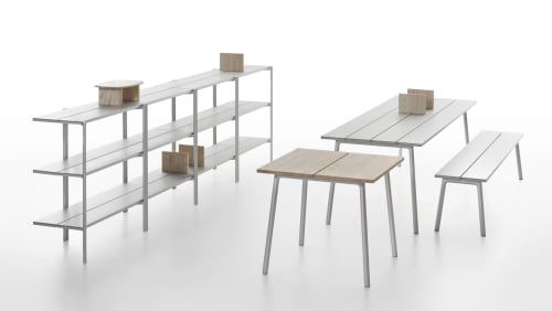 Industrial Facility - Tables and Furniture