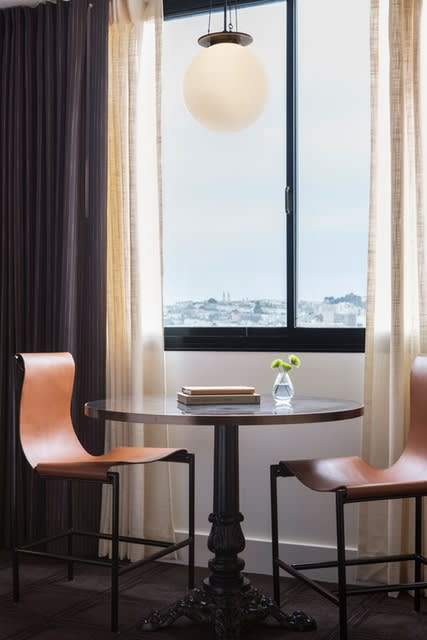 Pendants by Schoolhouse Electric seen at The Kimpton Buchanan, San Francisco - Pendant Lighting