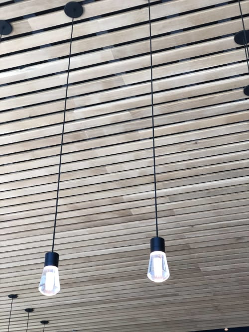 Pendants by Tech Lighting seen at Noon All Day, San Francisco - Alva Pendant
