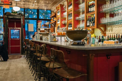 Buvette, Bars, Interior Design