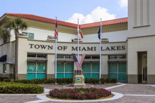 Miami Lakes Town Hall