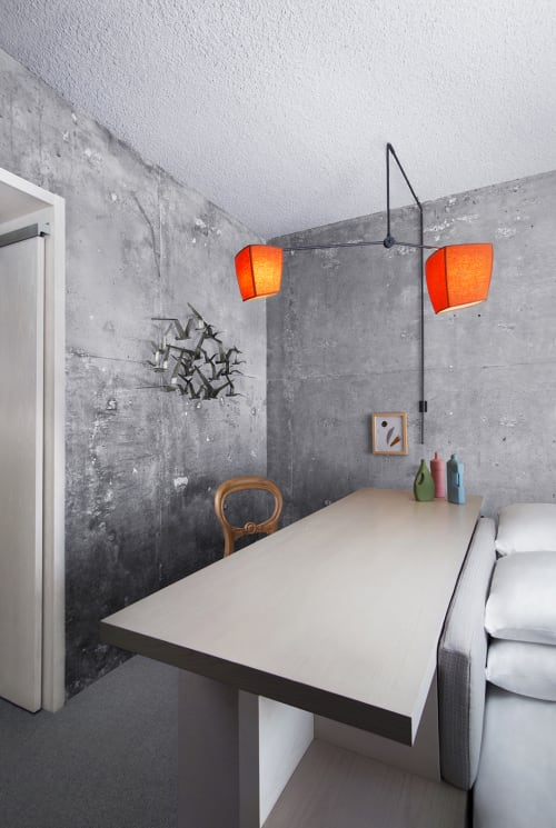 Lighting by Knibb Design by Sean Knibb seen at The LINE LA, Los Angeles - Hanging Light