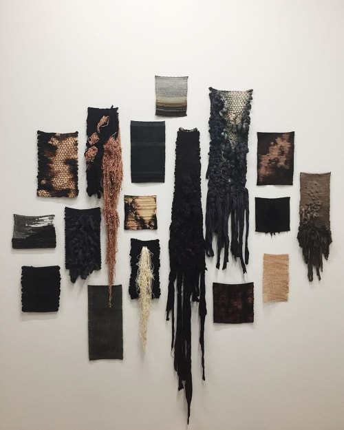 Wall Hangings by Hannah Ehrlich seen at 213 Mitchell St SW, Atlanta - Textile and Fiber Arts