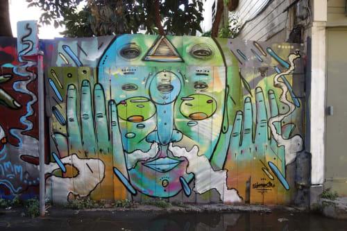 Sidemuestro - Street Murals and Public Art