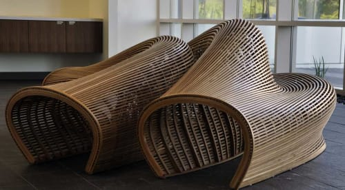 Matthias Pliessnig - Furniture and Sculptures