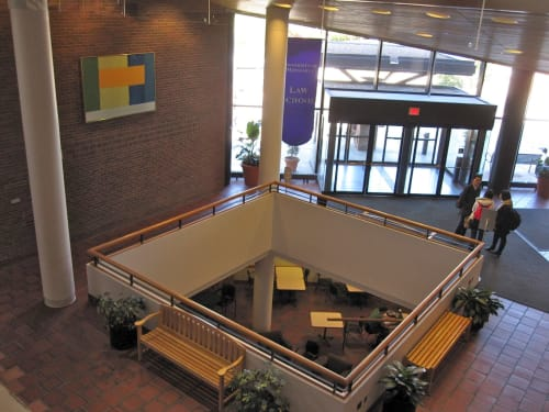 Coffman Student Union, University of Minnesota, Public Service Centers, Interior Design