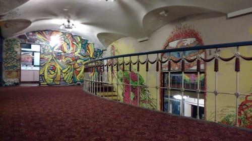 Phoenix Theater - Petaluma, California, Event Venues, Interior Design
