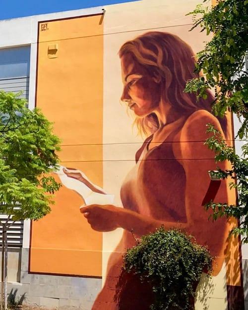 La Ventana Mural | Street Murals by JP