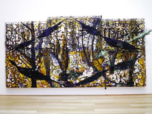 Julian Schnabel - Art and Furniture