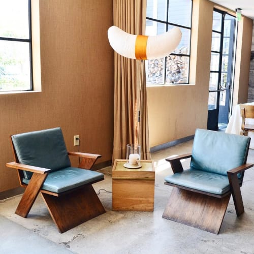 Chairs by BoydDesign - Architecture seen at Farmshop (Marin), Larkspur - Lounge Furniture Chair