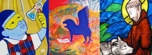 Stefan Salinas - Art and Signage