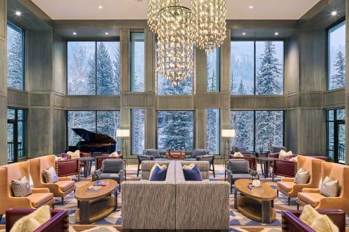Hotel Talisa, Vail, Hotels, Interior Design