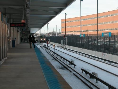 54th/Cermak Station, Public Service Centers, Interior Design
