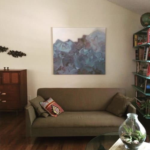 Paintings by Amelia Carley seen at Private Residence, Denver - Landscape Painting