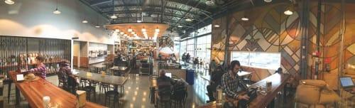 Allegro Coffee Roasters - Gilman, Cafès, Interior Design