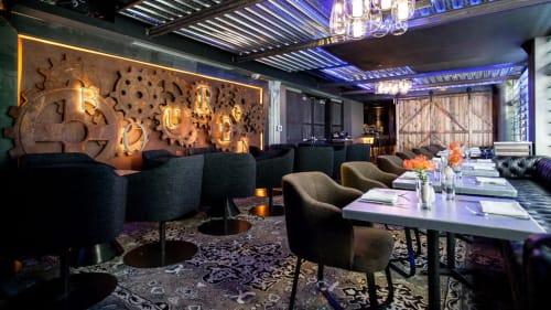 Dirty Habit, Night Clubs, Interior Design