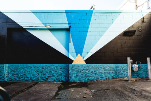 Mark W Jacques - Street Murals and Public Art
