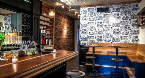 Gran Electrica, Restaurants, Interior Design