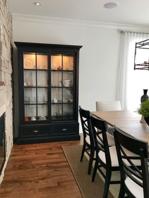 Interior Design by Rita Saliba seen at Private Residence, Montreal - Interior Design