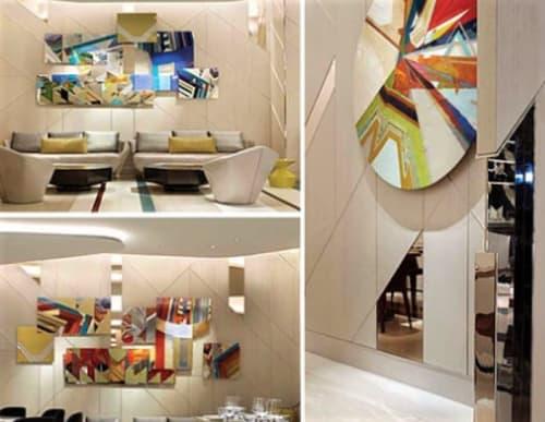 Art & Wall Decor by Lori Ann Bellissimo seen at Bellagio, Las Vegas - Lago at The Bellagio Hotel