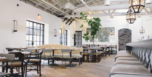Gracias Madre, Restaurants, Interior Design