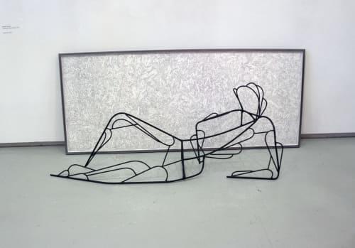 Achraf Touloub - Sculptures and Art
