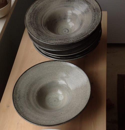 Tableware by Akiko's Pottery seen at Commonwealth, San Francisco - Handmade Bowl