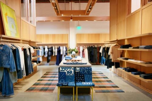Bird Brooklyn, Stores, Interior Design