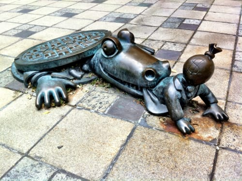Tom Otterness - Sculptures and Public Sculptures