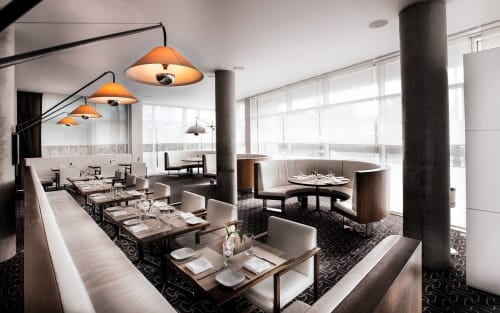 Perry St, Restaurants, Interior Design